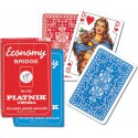 Piatnik Talia Kart Economy niebieska
