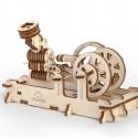 Puzzle 3D Silnik UGEARS model do składania