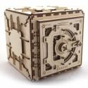 Puzzle 3D Sejf UGEARS model do składania