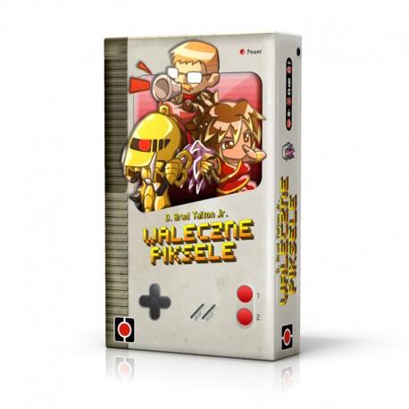 Gra Waleczne Piksele Portal Games