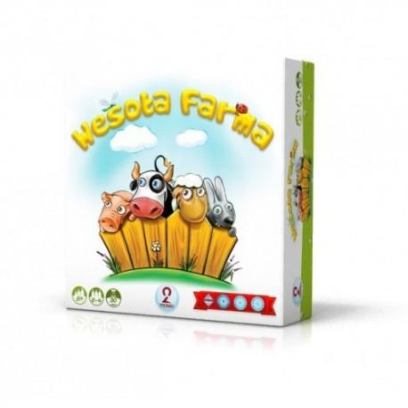 Gra Wesoła Farma 2 Pionki Portal Games