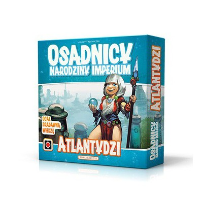 Gra Osadnicy: Atlantydzi Portal Games