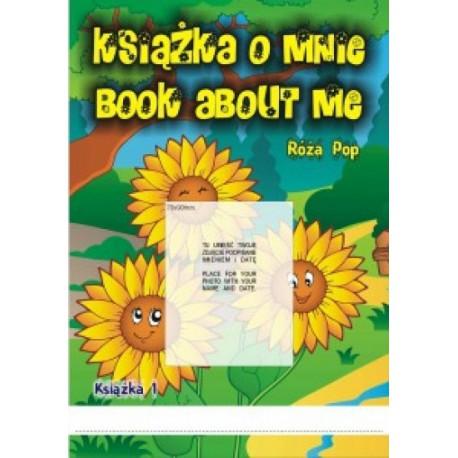 Książka o mnie. Book about me. Część 1