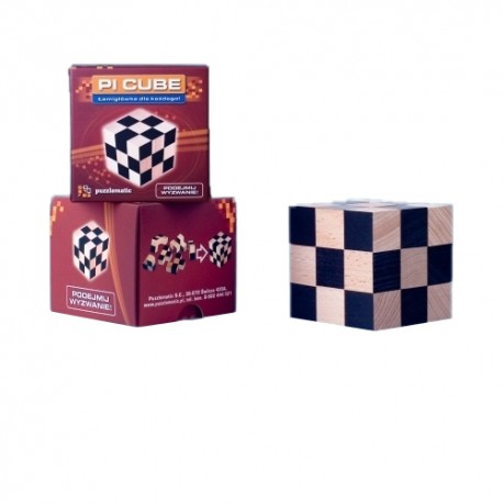 Puzzlomatic Seria Pi Cube