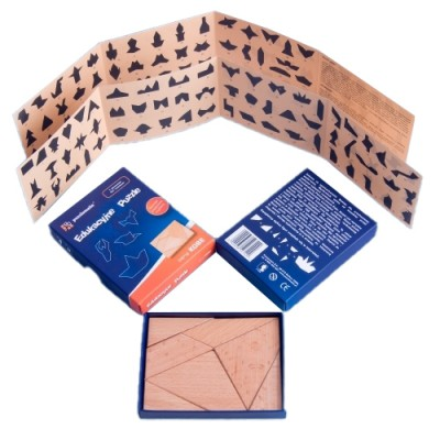 Puzzlomatic Puzzle Edukacyjne Seria Kobe