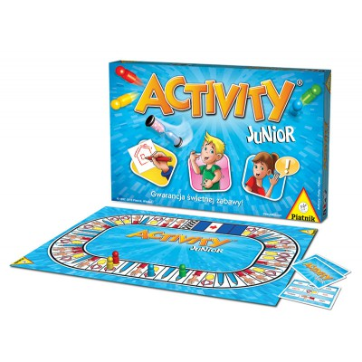 Piatnik Gra Activity Junior