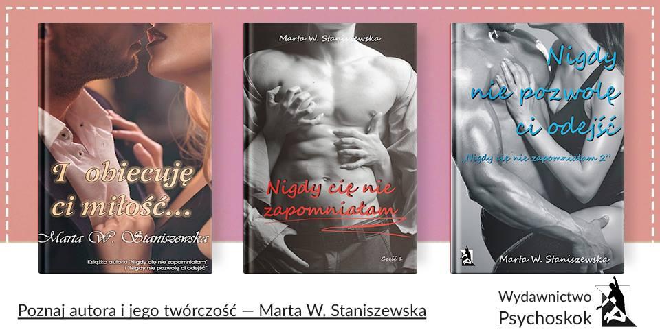Marta W. Staniszewska i jej twórczość