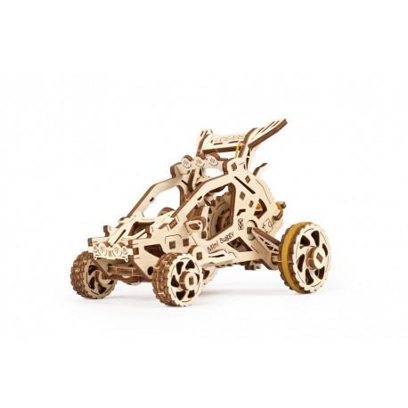 Mini buggy 3D model mechaniczny do składania ŁATWY