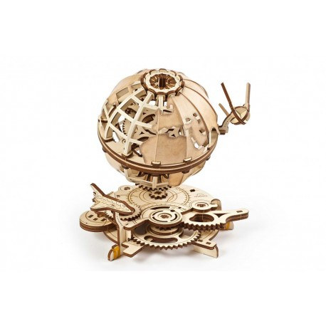 Globus 3D model mechaniczny do składania Ugears