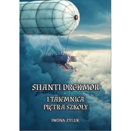 Przedsprzedaż Shanti Drekmor i tajemnica piętra szkoły
