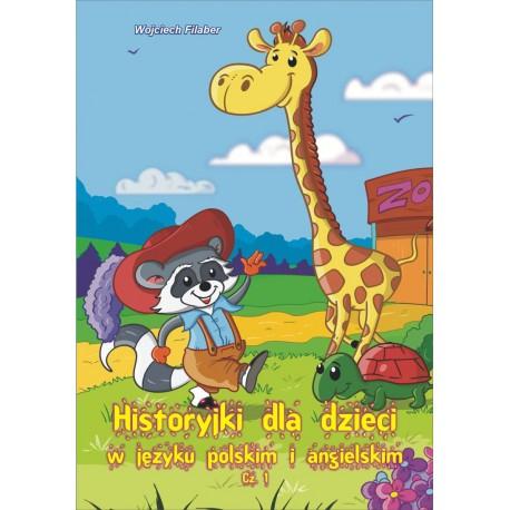 Historyjki dla dzieci w języku polskim i angielskim