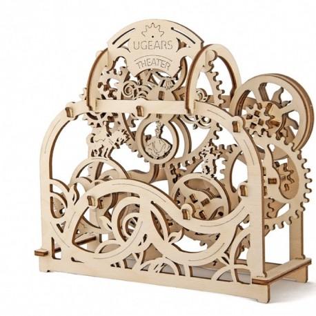 Puzzle 3D Teatr UGEARS model do składania