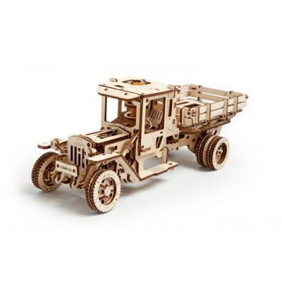 Puzzle 3D Ciężarówka UGEARS model do składania