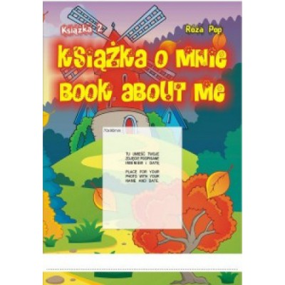 Książka o mnie. Book about me. Część 2