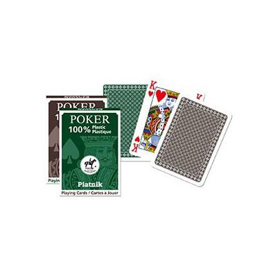 Piatnik Talia kart POKER plastikowa