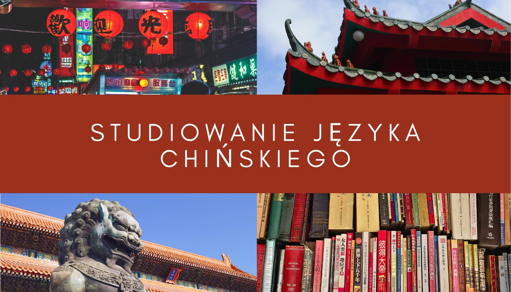 Studiowanie języka chińskiego